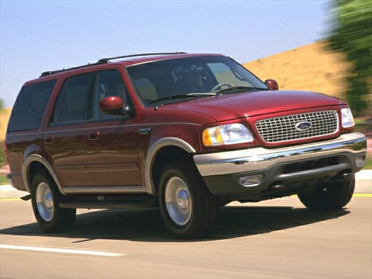 2000 ford expedition xlt towing capacity