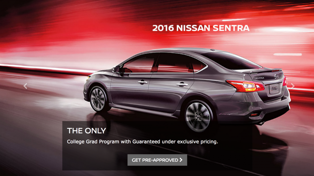 Check Out Nissan College Offers At Passport Nissan Md