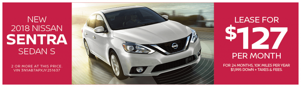 Nissan Dealership In Md >> Drive a new Nissan Sentra for only $127 per month from Passport Nissan MD - Passport Nissan Blog