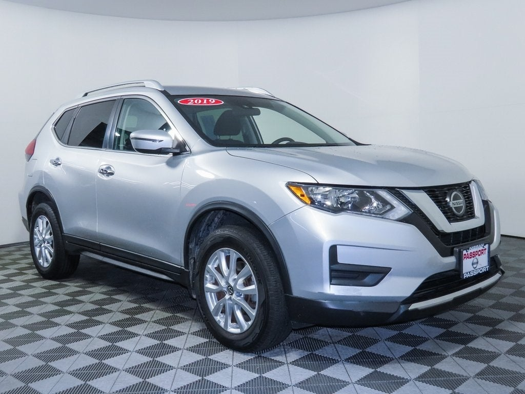2019 Nissan Rogue S Special Edition In Marlow Heights, MD   Passport Nissan