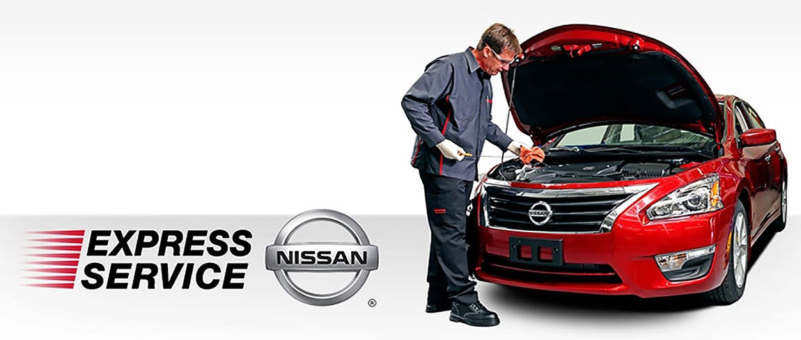 Service & Parts Department - Marlow Heights Nissan dealer in Marlow